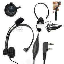 Speaker-mic Headset for PX-888 KG-UVD1P V-1000[107631]