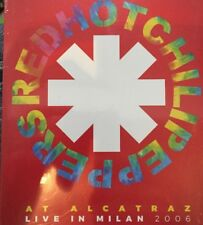 Red Hot Chilly Peppers DVD Milan 2006 Live Chickenfoot Van Halen Californication