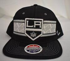 Zephyr NHL Los Angeles Kings Hockey Snapback Hat Cap New