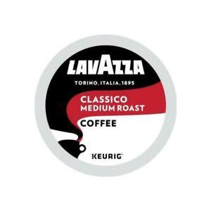 Lavazza Classico Coffee 22 to 132 Keurig K cups Pick Any Size FREE SHIPPING