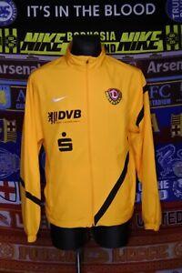 5/5 Dynamo Dresden adults L 2014 MINT football soccer jacket