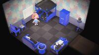 Animal Crossing New Horizons Pink Toy Box Furniture Item ...