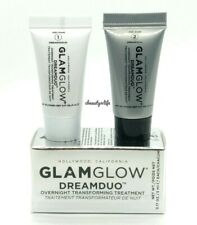GLAMGLOW DREAMDUO OVERNIGHT TRANSFORMING TREATMENT 5 ML/0.17 OZ. EACH NEW IN BOX