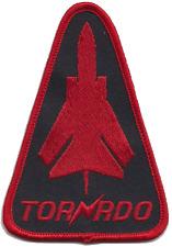 Panavia Tornado RedGR4 No. 617 Squadron RAF Embroidered Patch - LAST FEW