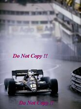 Nigel Mansell JPS Lotus 95T Monaco Grand Prix 1984 Photograph 6
