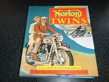 NORTON TWINS 500 600 650 750 850 LIGHTWEIGHT BACON COSWORTH LYSTER COMMANDO KUHN