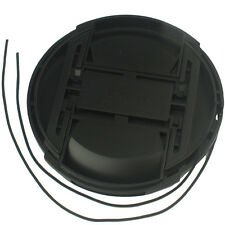 Camera Front Lens Cap Cover 58mm Center Pinch Snap With Anti-lost Rope for Nikon