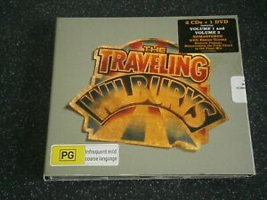 THE TRAVELING WILBURYS - COLLECTION (2CDs/DVD)