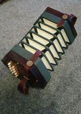 20 key Anglo concertina