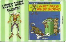 RARE / TELECARTE PREPAYEE - LUCKY LUKE : SUR LA PISTE DES DALTON
