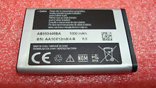OEM Samsung Battery AB553446BA 1000 mAh for M240 M360 M370 R270U M270 A645 M400