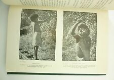 1952 KADAR of COCHIN Indian TRIBE Umar Rolf EHRENFELS Anthropology PHOTOS Scarce