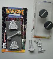Target WARZONE Dark Legion pack ouvert #9518 HELLFIRE CART (ILIAN) TBE complet