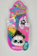 Squishy Pods Sqeezables Super Soft Squishie Toys Bubblebum Flavored Lip Balm New