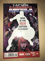Captain America 25 1st Print 1st Appearance Sam Wilson Falcon as Cap 2014 NM