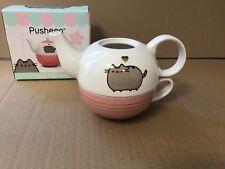 Thumbs Up Tee-Set für eine Person, Keramik, Mehrfarbig
