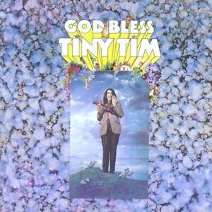 Tiny Tim - God Bless Tiny Tim (LTD Yellow Vinyl) VINYL LP