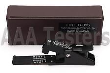 Fitel S-315 Optical Single Fiber Cleaver S315 S 315