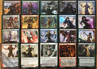 War of the Spark Uncommon Planeswalker Complete Set of 20x *NM+* (English MTG)