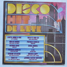 Disco hit de l été EARTH WIND FIRE MEN AT WORK GEORGE DUKE CHAS JANKEL 85833