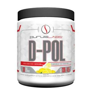 Purus Labs D-POL Powder Freshly Squeezed Lemonade 30 Servings