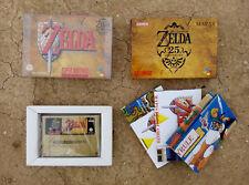 Zelda en Castellano de Snes, edición 25ª Aniversario Dorado