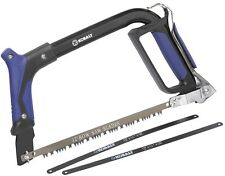 Brand New Kobalt 3 blades Multiple Uses Hacksaw Edge Bow/Hack Saw Combo Kit