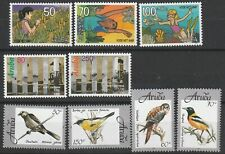 36) Aruba - Dutch West Indies 1997/98- 3 x Mint Never Hinged Sets 1997 Postfris