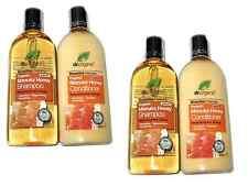 2x Dr Organic Manuka Honey Shampoo 265ml