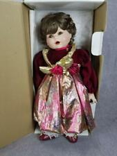 Marie Osmond Fine Porcelain Doll Toddler Series Jessica Hand Numbered Le c6508