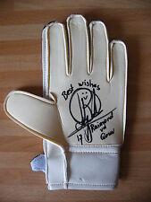 Signed Gloves