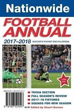 Nationwide Football Annual 2017-2018 - 131st Edition - News of the World book
