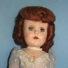 Vintage 1950'S 19 Inch Walking Doll Very Pretty Walks Good