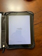Apple iPad 3rd generation 32gb with Leather Case