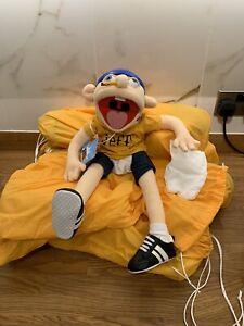 Genuine Jeffy SML Puppet - New - Super Mario Logan Jeffy ✏️