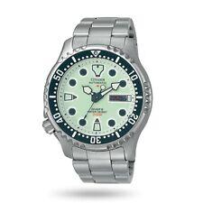 Orologio da uomo Citizen Promaster Diver's Automatic 200 mt NY0040-50W NUOVO