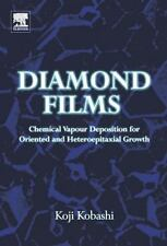 Diamond Films: Chemical Vapor Deposition for Oriented and-ExLibrary