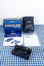Nikon Le Tour 8x20F 8x20  6.5° Degrees CF Compact Folding Binoculars With Box