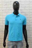 Polo da Uomo Ralph Lauren Taglia XS Maglietta Manica Corta T-Shirt Man Casual