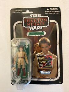 Star Wars Anakin Skywalker 3.75 Figure Vintage Phantom Menace New VC80