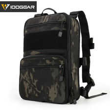 IDOGEAR 410 Flatpack Tactical Backpack Multi-purposed MOLLE Rucksack Paintball