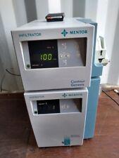 Mentor Contour Genesis Aspirator A-1301 + Infiltrator I-1450 Worldwide Postage