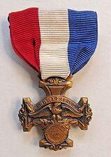 1917-19 WWI RECOGNITION MEDAL Dubois Pennsylvania medal badge  HIGH GRADE +