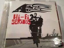 A HI-FI serious-crossover Britpop punk Electronica Foo Fighters Blink 182 Pod