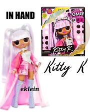 LOL Surprise Remix *KITTY K* OMG Fashion Doll Music Set - IN HAND