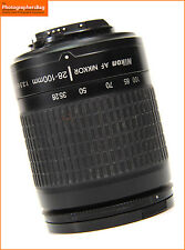 Nikon 28-100mm F3.5-5.6G Telephoto Autofocus Zoom Lens + Free UK Post