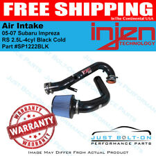 Injen Fits 05-07 Subaru Impreza RS 2.5L-4cyl Black Cold Air Intake SP1222BLK