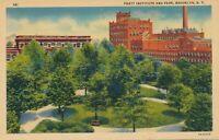BROOKLYN NY - Pratt Institute and Park