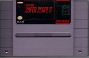 Super Nintendo Video Game Super Scope 6