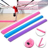 7.8FT Foldable Gymnastics Floor Balance Beam Skill Performance Training